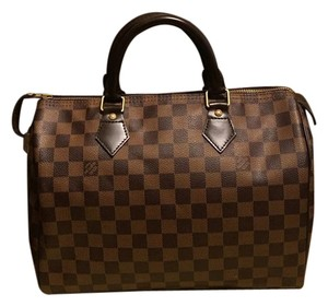 SOLD Louis Vuitton Satchel in Brown