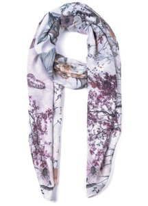 Front Row Society Wistmans Wood Multi-Print Scarf