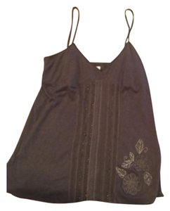 Abercrombie & Fitch Top Brown
