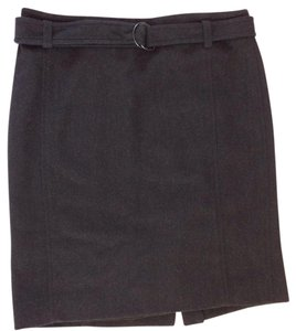 Akris Punto Skirt Gray