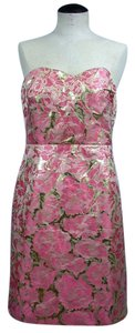 Lilly Pulitzer Pulitizer Silk Dress