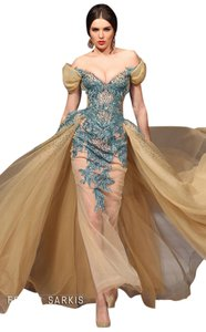MNM Couture Evening Gown Dress