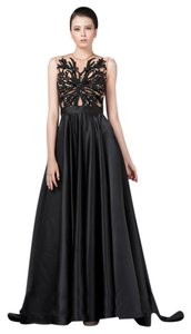 MNM Couture Embellished Gown Dress