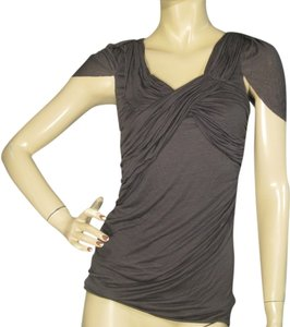 ROBERT RODRIGUEZ Dress T Blouse T Shirt GRAY