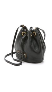 Marc by Marc Jacobs Handbag Leather Drawstring Cross Body Bag