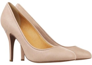 J.Crew Taupe Pumps