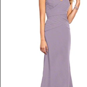 Alfred Angelo Liliac Dress