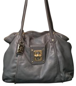 B. Makowsky Tote in Gray