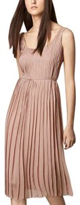Burberry Brit short dress Ash Rose on Tradesy