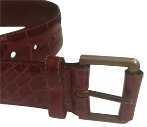 Ralph Lauren Genuine American Alligator Ralph Lauren Belt