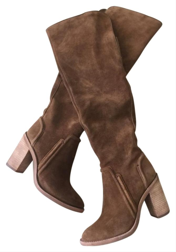 d5a70098538 Vince Camuto Bark Suede  melaya  Over The Knee Item  5154990 Boots ...