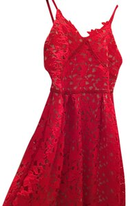 Red Maxi Dress by Maxi Dress Lace Floral Formal