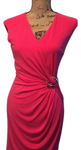 Joseph Ribkoff short dress Coral on Tradesy