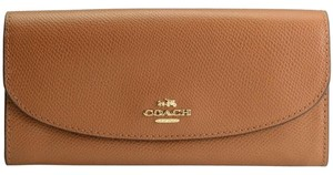 Coach Slim Leather Wallet