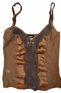 Dolce&Gabbana Top Light brown