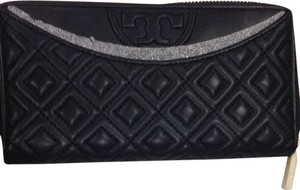 Tory Burch Fleming Open Flat Zip Continental Wallet
