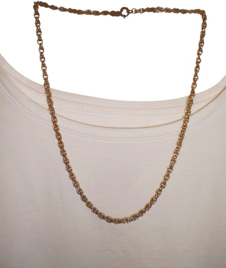 Other Gold Tone Chain Necklace