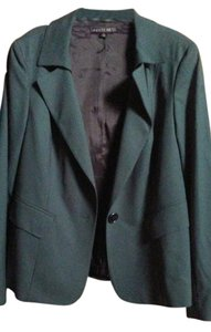 Lafayette 148 New York Teal Jacket