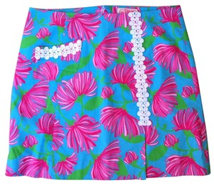 Lilly Pulitzer Skirt Turquoise