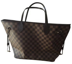 Louis Vuitton Neverfull Tote in Rose BALLERINE