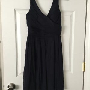 J.Crew Newport Navy Dress