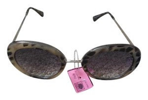 Eye Sunglasses Eye Sunglasses Beige Tortoiseshell