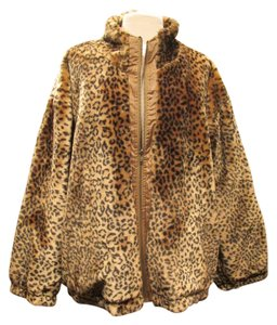 A.M. Studio Vintage Reversible Fur Coat