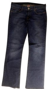 Lucky Brand P2234 Boot Cut Jeans-Dark Rinse