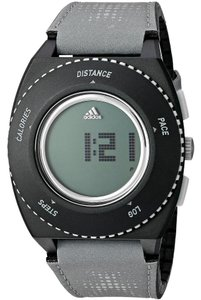 adidas Adidas Men's Sprung Gray Fabric Digital Watch ADP3251