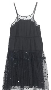 See by Chloé Party Flapper Gatsby Sequin Paillette Anthropologie Romantic Dress