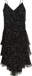 Other Cocktail Size 6 Polka Dot Ruffled Summer Dress