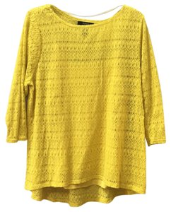 Style&Co. Woman Top Lime green