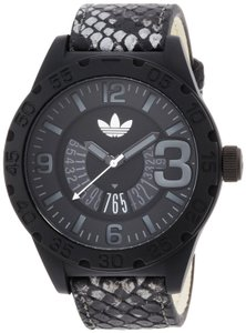 adidas Adidas Men's Newburgh Three Hand Leather Watch ADH3042
