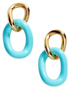 Kate Spade KATE SPADE EARRINGS Pastel Gold Link Earrings