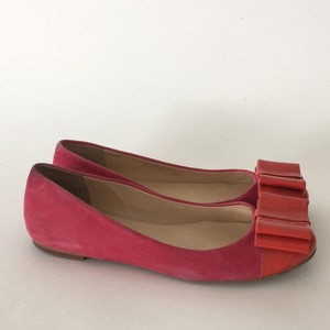 Talbots Pink/orange Flats