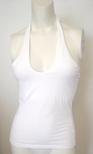 Victoria's Secret Vs Summer Travel Mix Match White Halter Top