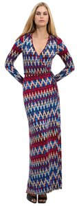 Printed Maxi Dress by Presley Skye Maxi Wrap