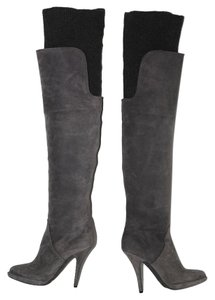 Givenchy Grey Boots