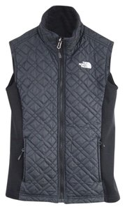 The North Face Nylon Quilted Fleece Vest