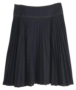 DKNY Skirt Blue denim