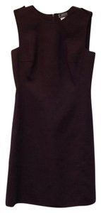 Versace Wool Sheath Sleeveless Dress