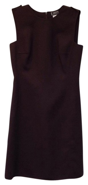 Preload https://img-static.tradesy.com/item/19539470/versace-brown-gianni-couture-wool-sleeveless-sheath-knee-length-cocktail-dress-size-6-s-0-1-650-650.jpg