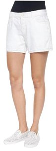 J Brand Cut Off Vixen Relaxed Denim Shorts-Distressed