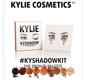 Kylie Cosmetics Kylie Cosmetics -- The Bronze Palette | Kyshadow Kit