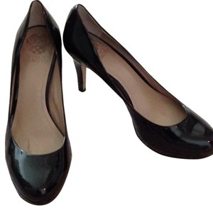 Vince Camuto Ruby smooth patent Platforms