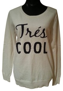 Gap Casual Graphic Tres Cool Sweater