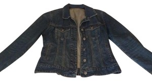 J.Crew Medium/ dark denim Womens Jean Jacket