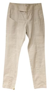 Helmut Lang Skinny Pants Off white