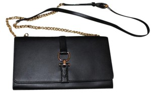 Coach Leather Wallet Cross Body Bag