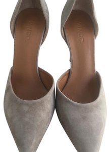Vince Grey/nude Pumps